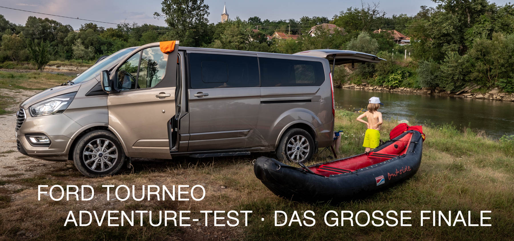Ford Tourneo Test